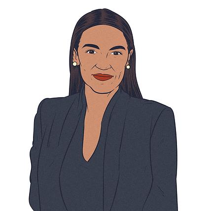 Alexandra Ocasio-Cortez