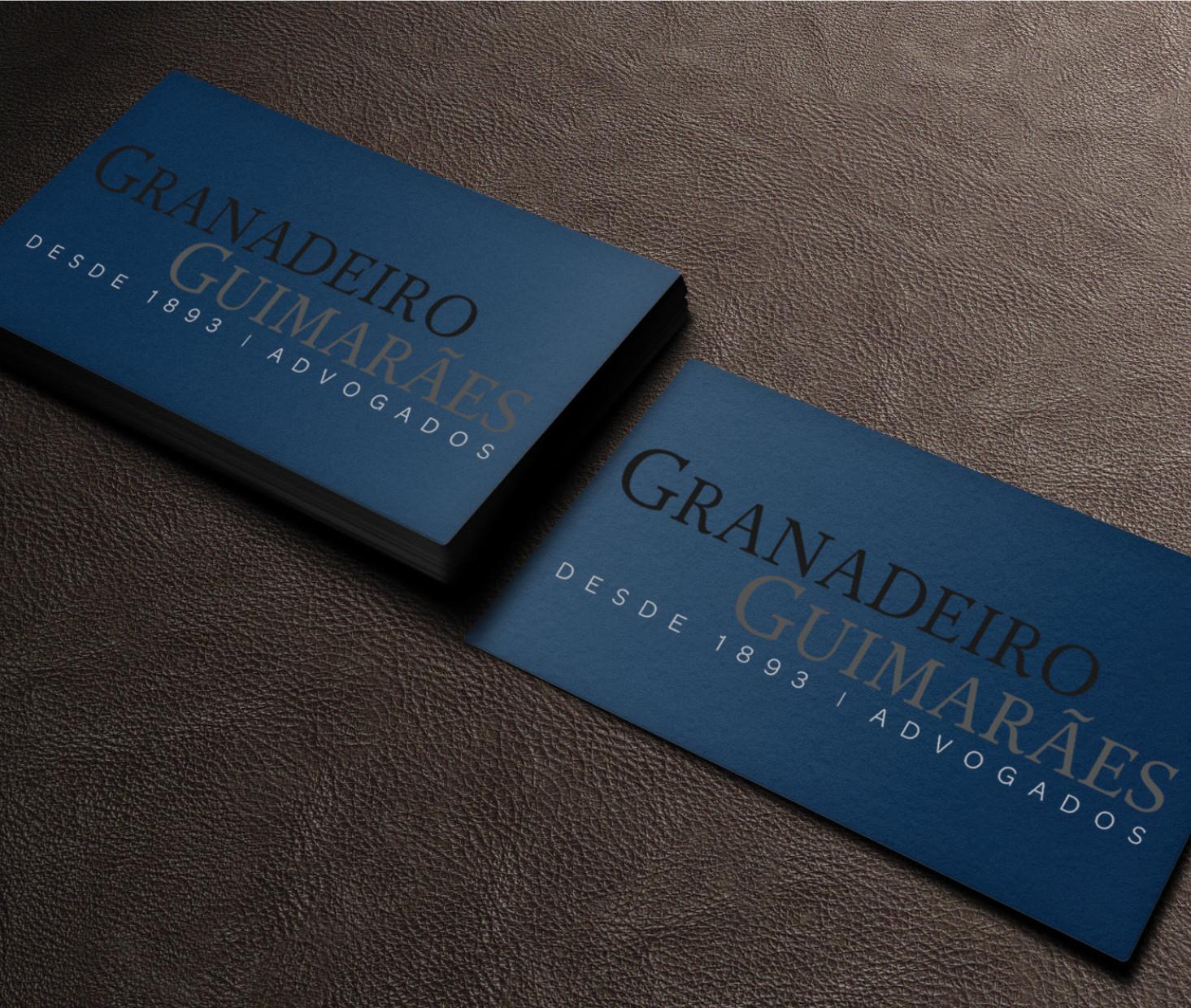 Logomarca Granadeiro Guimarães