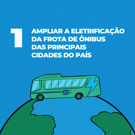 10 soluções climáticas para o Brasil pós-coronavírus