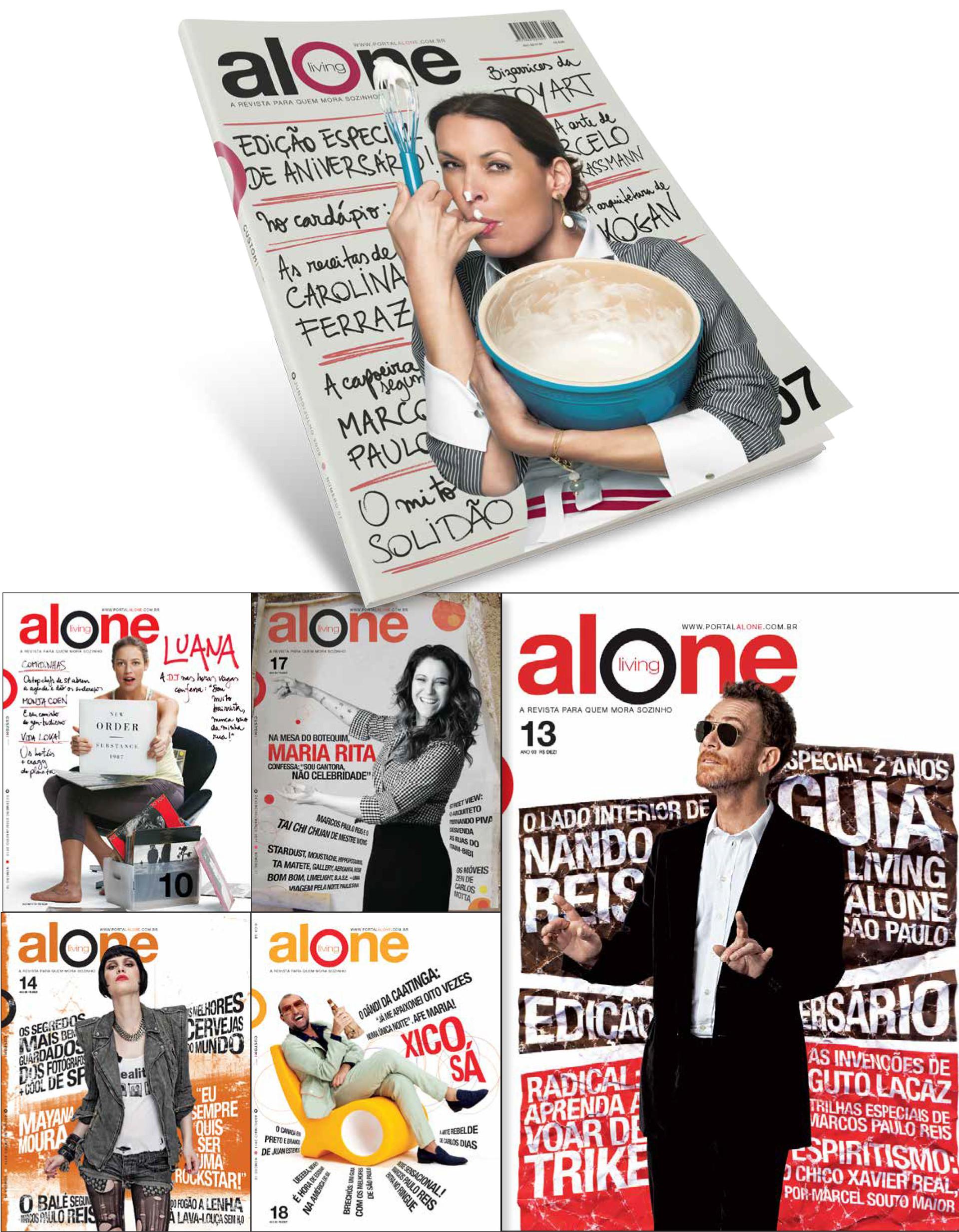 Revista Living Alone