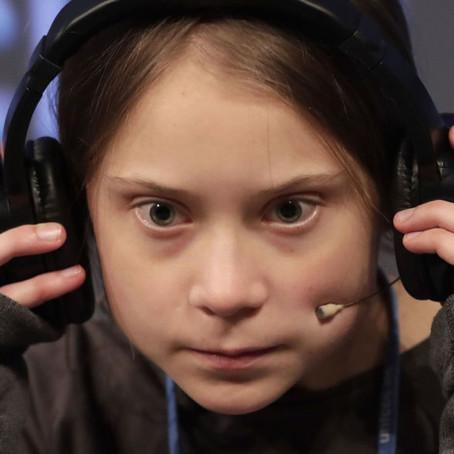 Série Fervura: a viagem de Greta Thunberg num planeta em crise