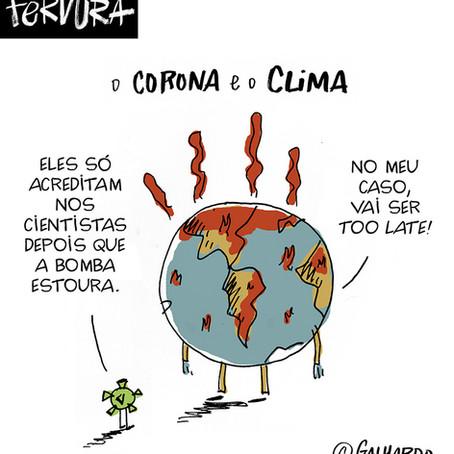 Coronavírus e Crise Climática