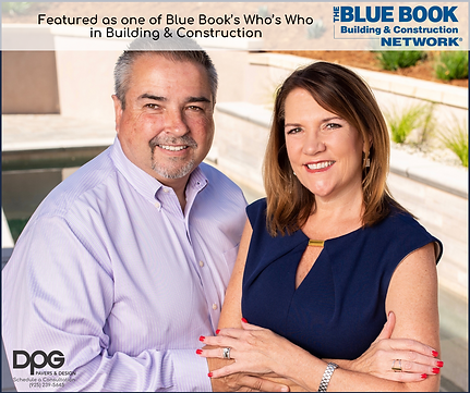 DPG Pavers and Design & Design Featured in Who's Who Building & Construction Magazine Powered by Blue Book