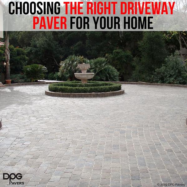 Choosing the Right Driveway Paver for Yo