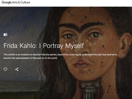 Frida Kahlo: I Portray Myself