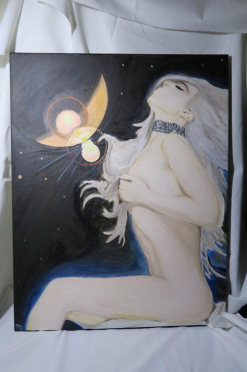 Venus Original Painting