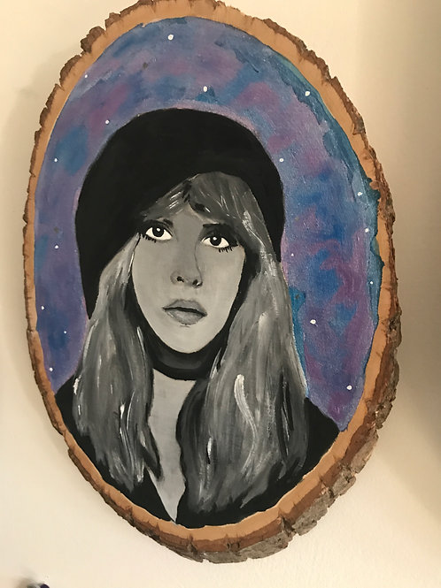 Stevie Nicks Original Painting
