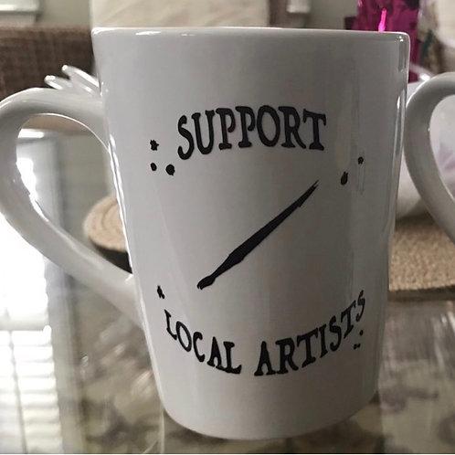 Support Local Artists Mug