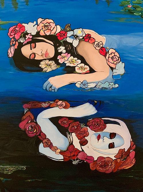 Equilibrium Original Painting