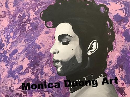 Prince Original Painting