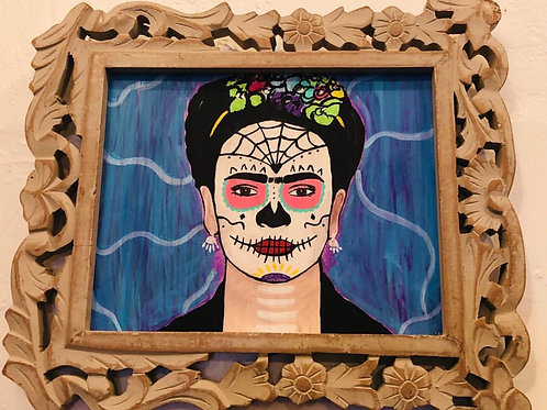 Small Frida Painting
