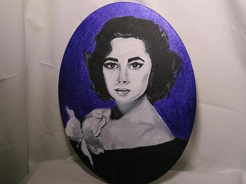Elizabeth Original Painting
