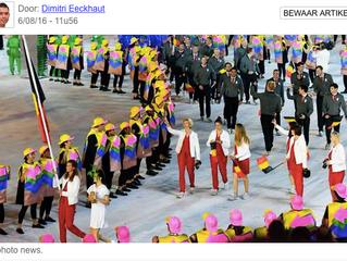 Amper 9 van 110 Belgische atleten liepen mee in openingsceremonie, maar hoe komt dat eigenlijk?