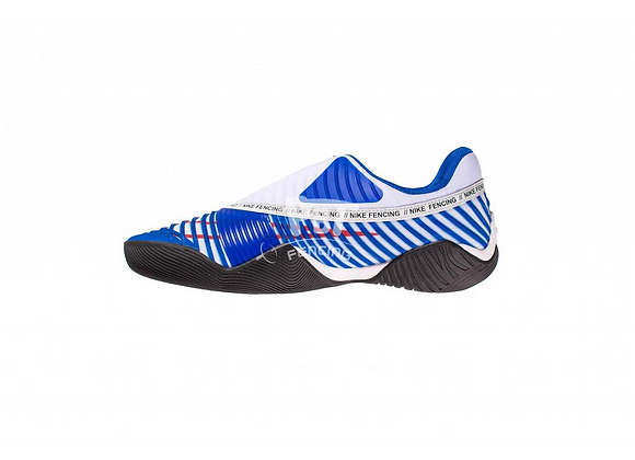 Fencing Shoes Nike Ballestra 2 Red-Blue