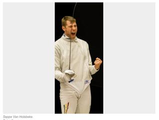"""Seppe Van Holsbeke """"Rio halen is mijn ultieme doel"""""""