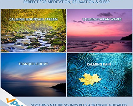 CD Review for Relaxation