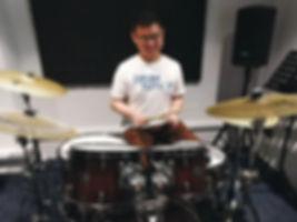 drum lessons singapore