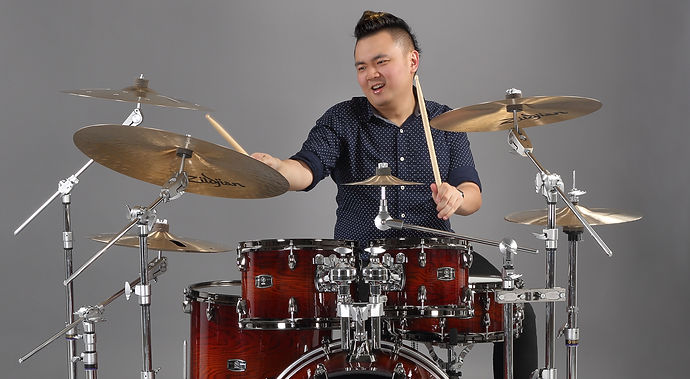 chow kiat drums