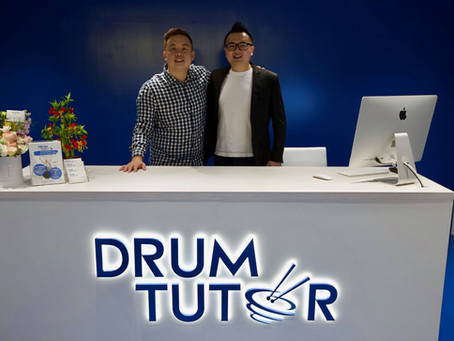 Pictures From Drum Tutor Official Opening