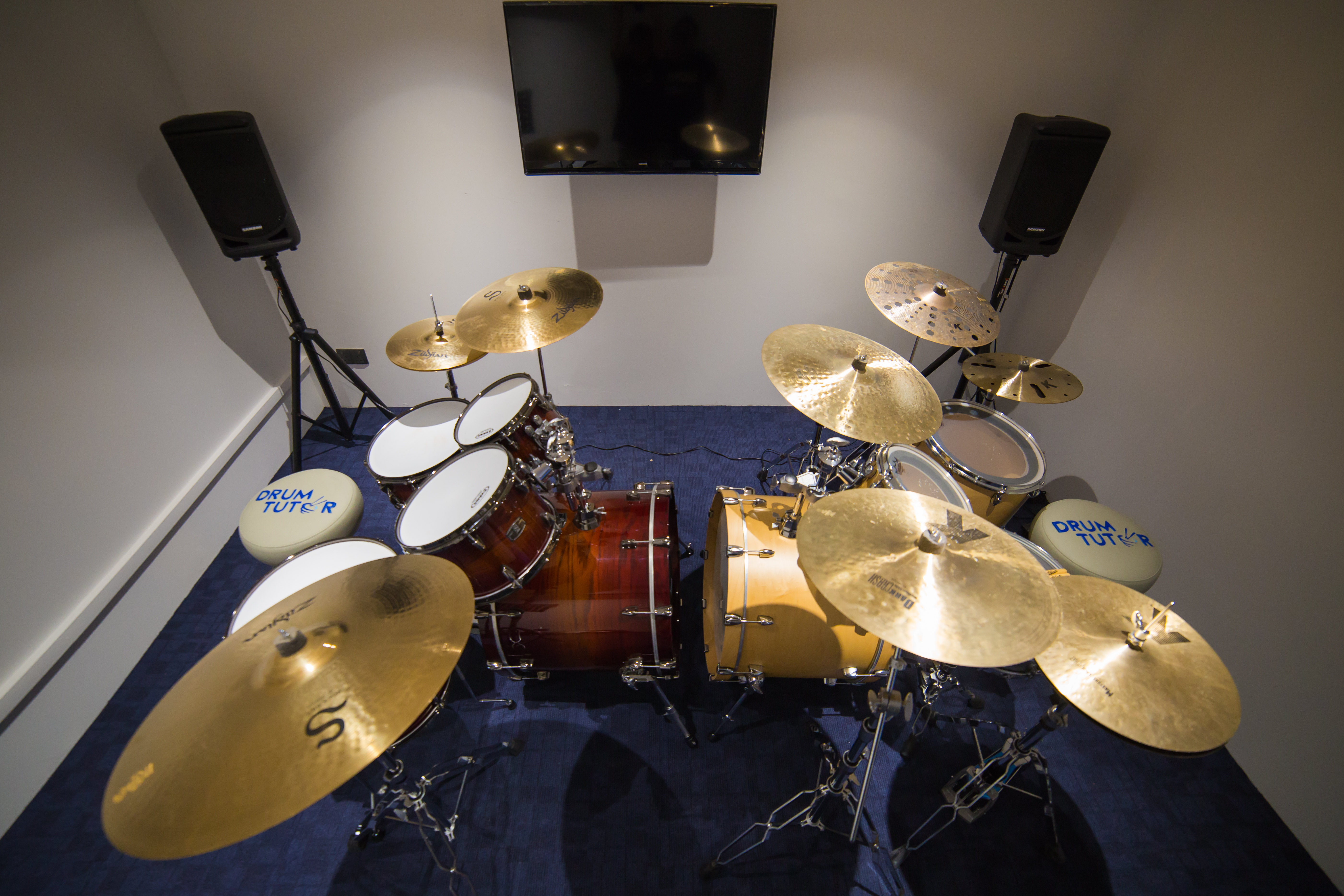 Drum Lessons Adults