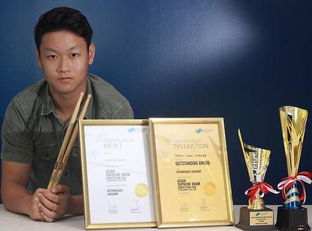 drum champion