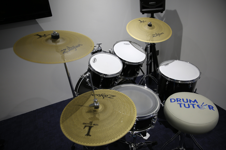 Yamaha Rydeen Drums Zildjian Low Vol