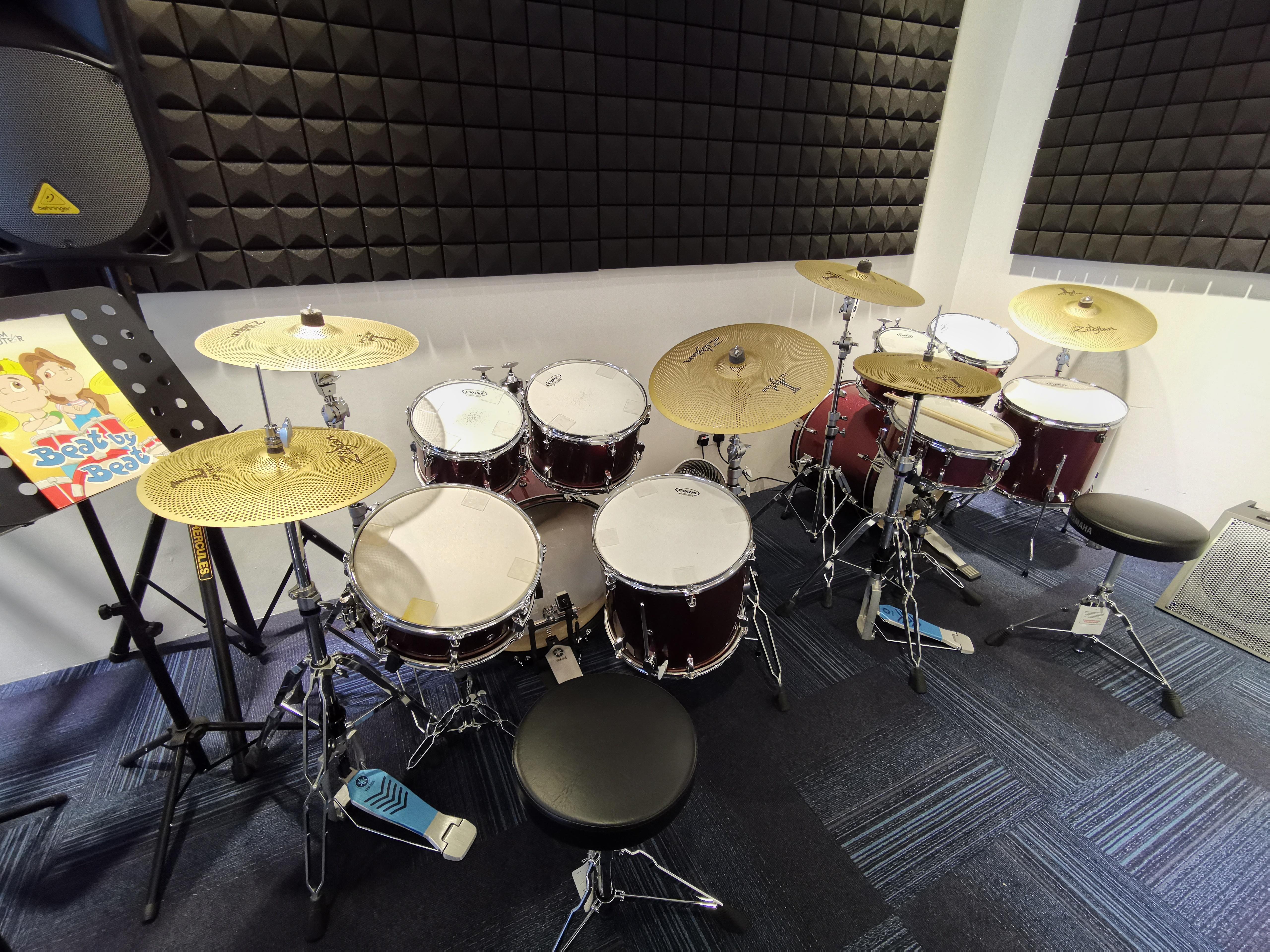 Drum Tutor Kinex