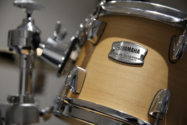Yamaha Tour Custom Drums
