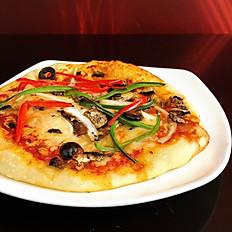 Pizza a la toscana