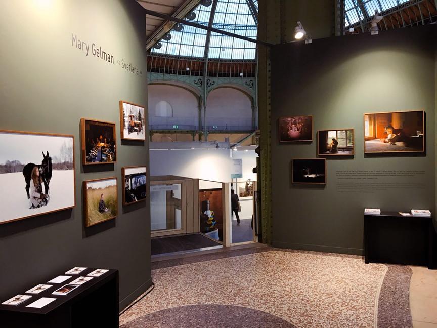 Paris Photo, 2018, stand Leica