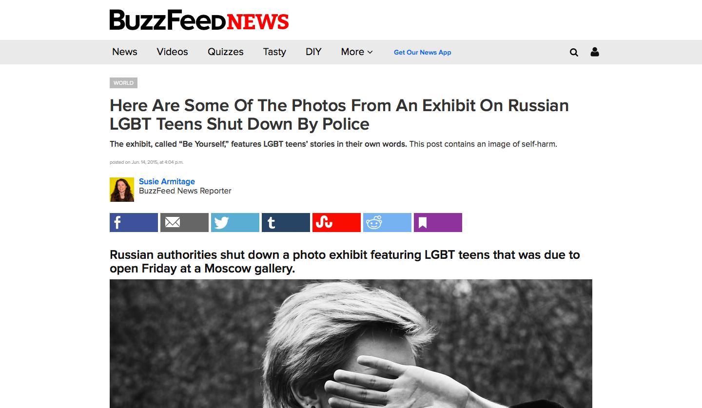 BuzzFeed , 2015