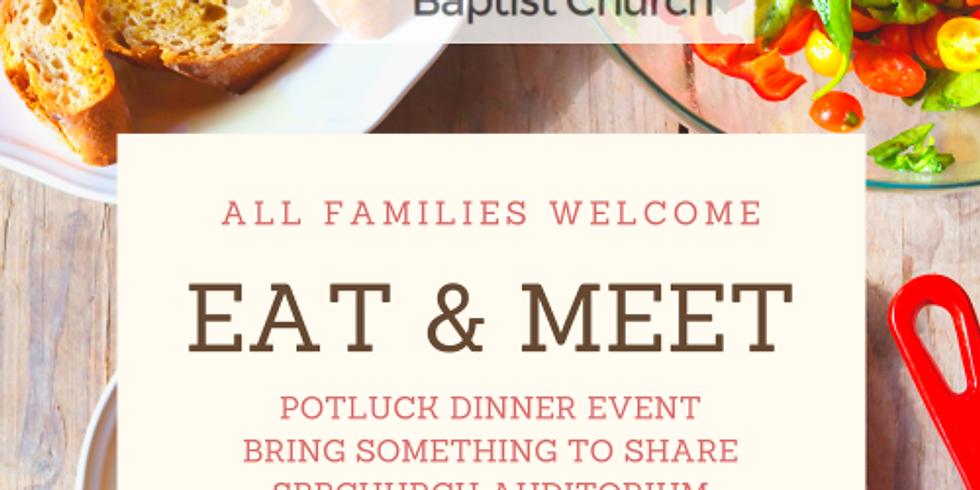 Eat & Meet | Xmas