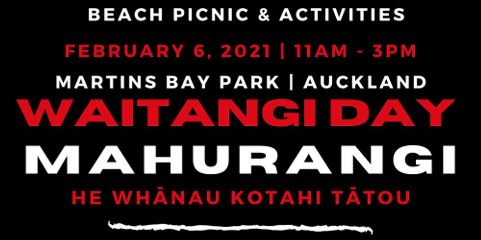 Waitangi Day Beach Picnic