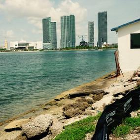Impact Human, Miami Sea Level Rise 2016.