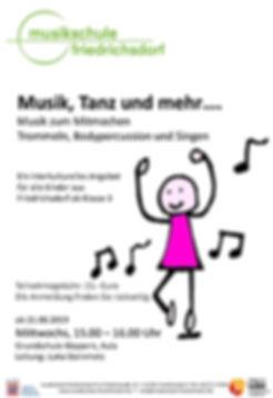 Flyer Musik Tanz und mehr Flyer und Anme