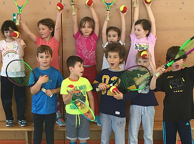 Tennis AG Grundschule Köppern
