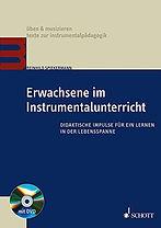 Erwachsene im Instrumentalunterricht