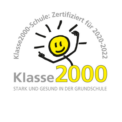 Klasse2000-Zertifikat 20-22
