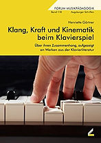 Klang, Kraft und Kinematik beim Klavierspiel