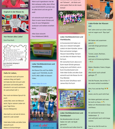 Padlet 2021 Abschied