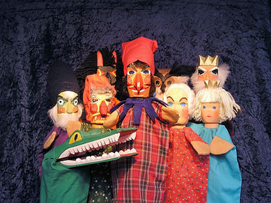 Puppenspiel Grundschule Köppern