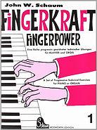 Schaum Fingerkraft
