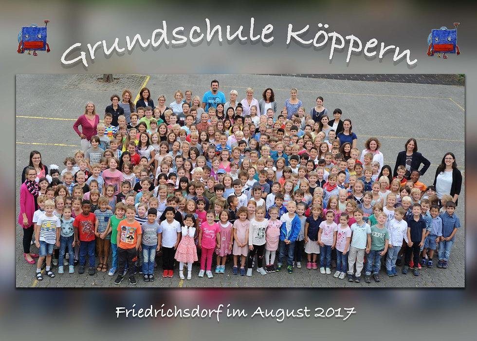 Grundschule Köppern gesamt 2017