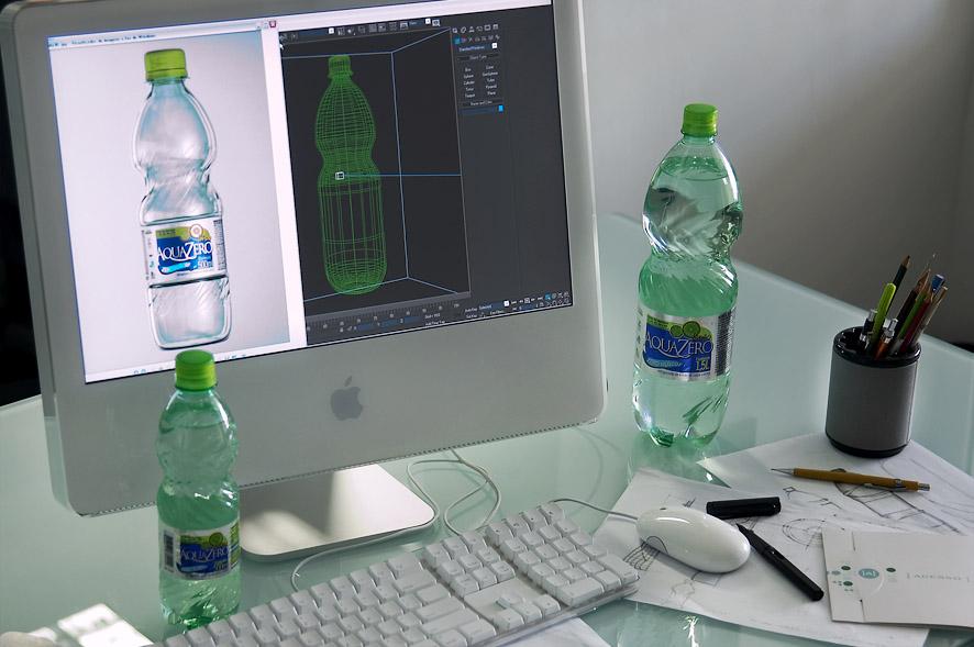 Embalagem Aquazero