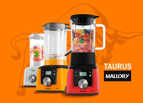 Liquidificador Taurus Mallory