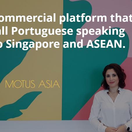 Motus Asia, boutique consultancy in Singapore