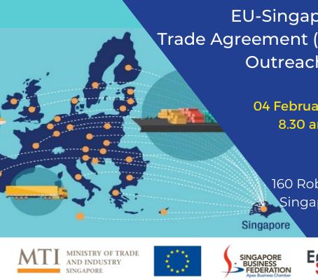 EU-Singapore Free Trade Agreement (EUSFTA) Outreach Series II