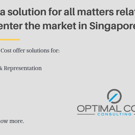 New forged partnership between Motus Asia & Optimal Cost