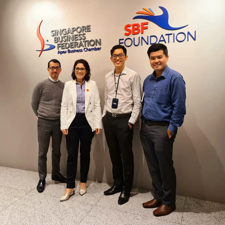 Partnership with Singapore Business Federation, Global Business Division