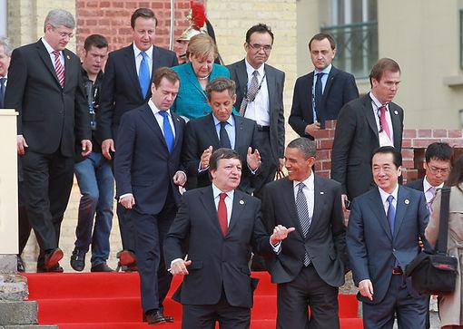 Barack+Obama+Stephen+Harper+World+Leader